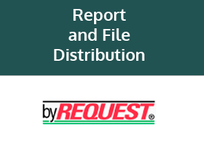 Report and File Distribution. Works with any software application on any operating system.